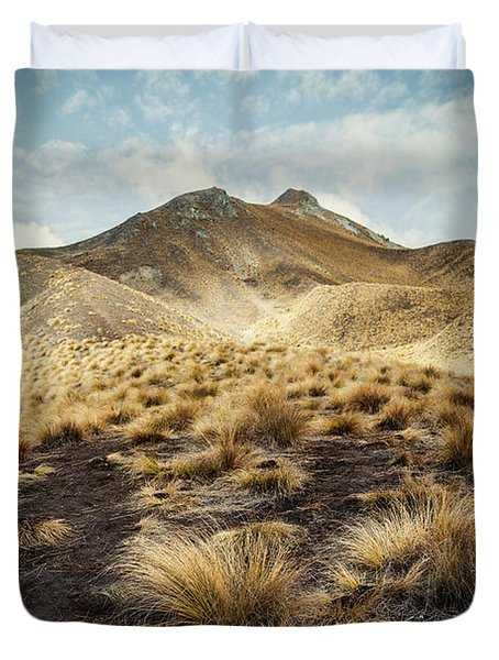 Where The Winds Blow Free Duvet Cover