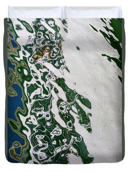 Whimsical Reflection Duvet Cover