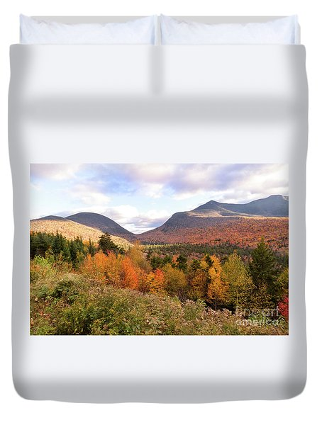 White Mtns Waterville Valley 2 Duvet Cover