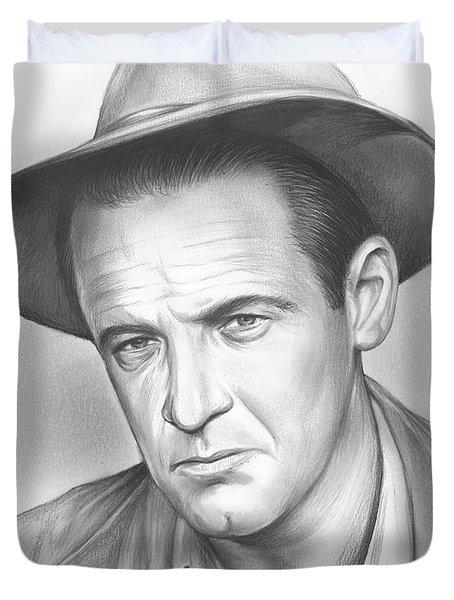 William Holden Duvet Cover