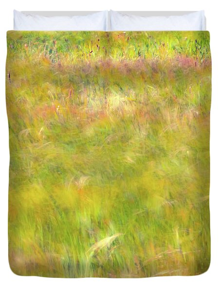 Wind Painting Duvet Cover
