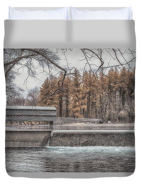 Winter Sachs Duvet Cover