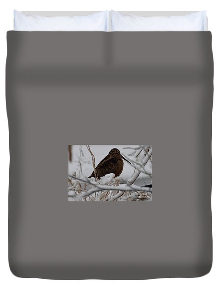 Wishing I Was Down On The Bayou Duvet Cover