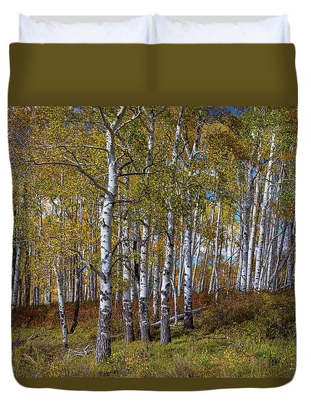 Duvet Cover featuring the photograph Wonders Of The Wilderness by James BO Insogna