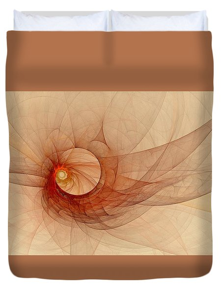 Wound Up Duvet Cover