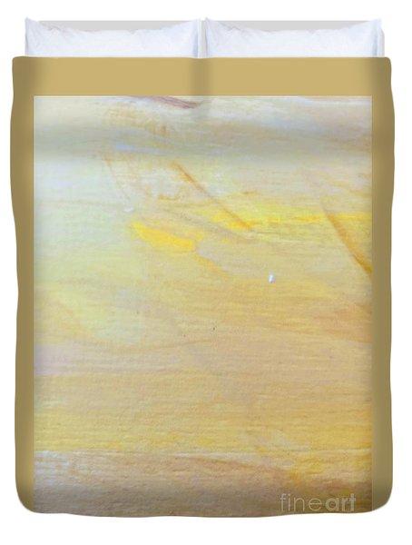 Yellow #2 Duvet Cover