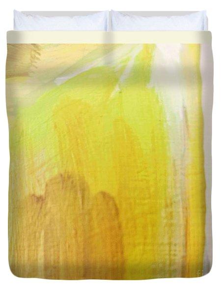 Yellow #3 Duvet Cover