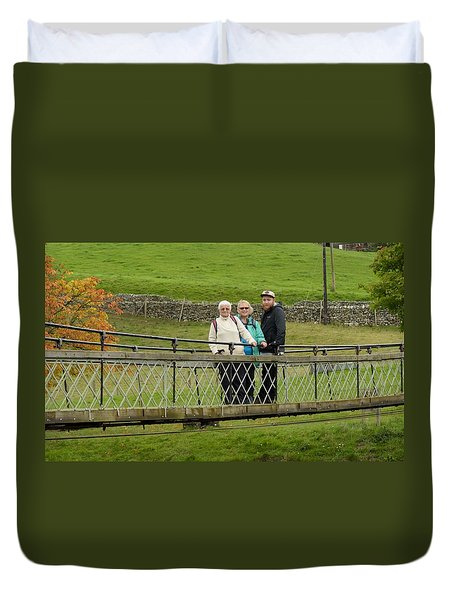Yorkshire Duvet Cover