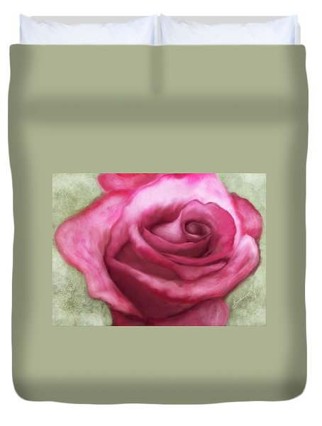 You Are My Joy Duvet Cover
