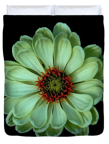 Zinnia Joy Duvet Cover