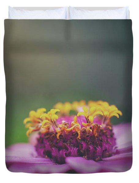 Zinnia Duvet Cover