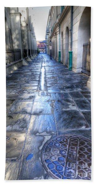 0270 French Quarter 2 - New Orleans Bath Towel