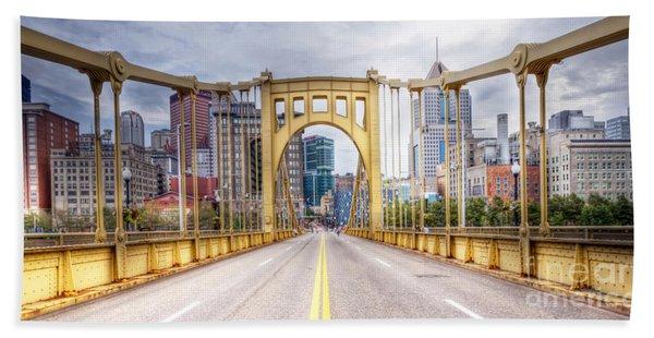 0305  Pittsburgh 10 Hand Towel