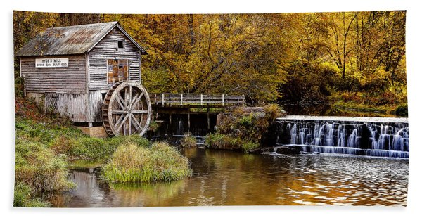 0722 Hyde's Mill Hand Towel
