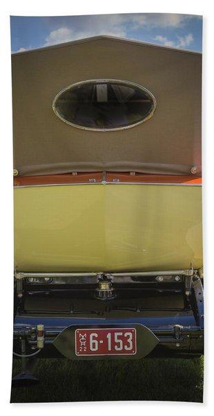 1922 Isotta-fraschini Hand Towel