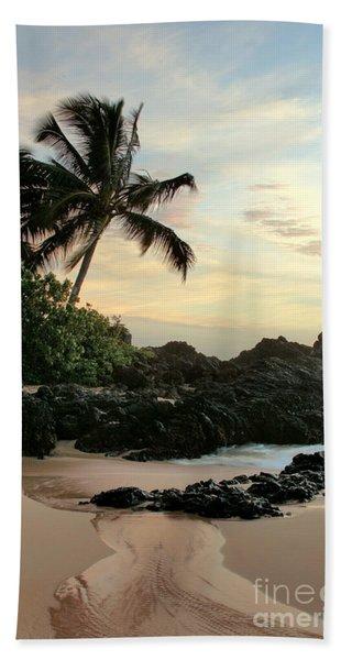 Edge Of The Sea Hand Towel