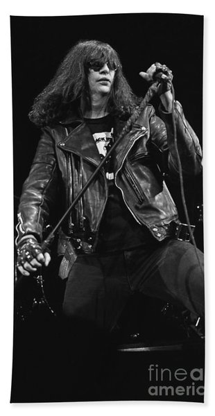 Ramones - Joey Ramone Hand Towel