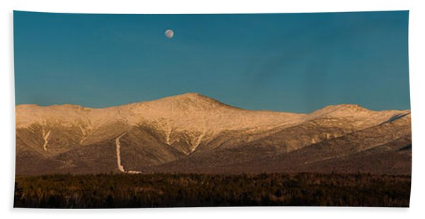 The Presidential Range White Mountains New Hampshire Hand Towel