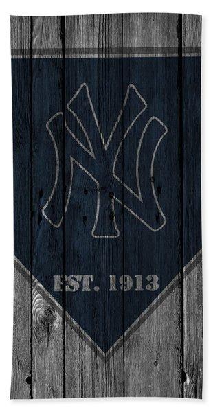 New York Yankees Bath Towel