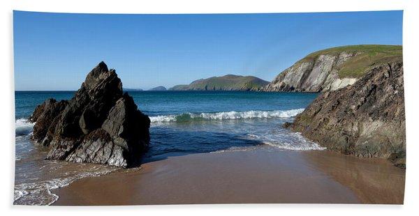 Coumeenoole Beach Slea Head Dingle Bath Towel