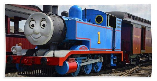 Thomas The Engine Bath Towel