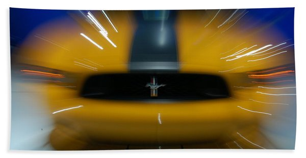 2013 Ford Mustang Hand Towel