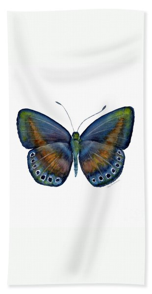 39 Mydanis Butterfly Bath Towel