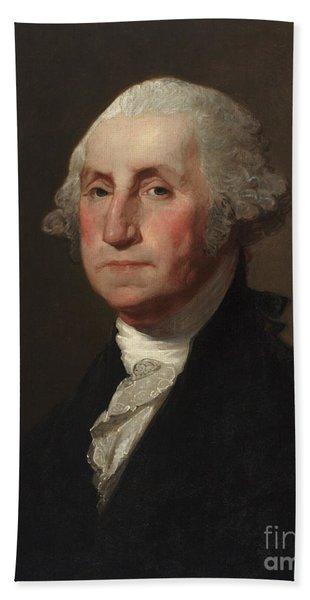 George Washington Hand Towel