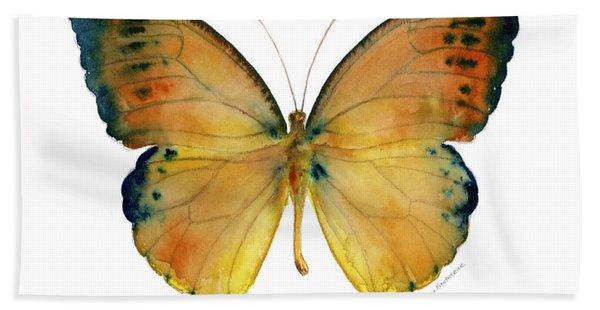 53 Leucippe Detanii Butterfly Bath Towel