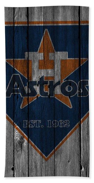 Houston Astros Hand Towel