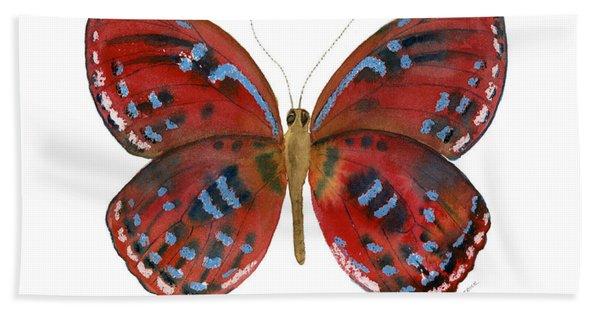 81 Paralaxita Butterfly Bath Towel