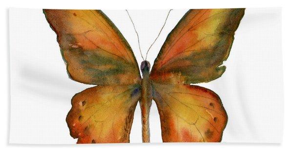 85 Lydius Butterfly Bath Towel