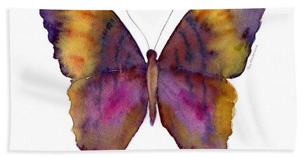99 Marcella Daggerwing Butterfly Bath Towel