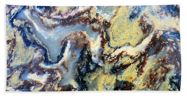 Patterns In Stone - 95 Bath Towel