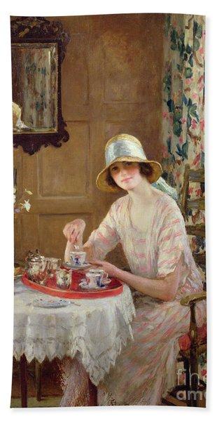 Afternoon Tea Hand Towel