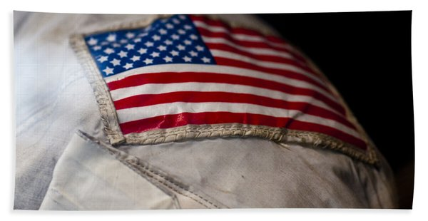 American Astronaut Hand Towel