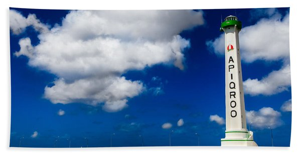 Apigroo Lighthouse Hand Towel
