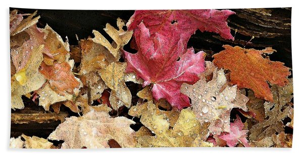 Arizona Fall Colors Hand Towel
