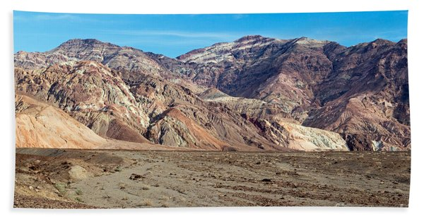 Artist Drive Death Valley National Park Hand Towel