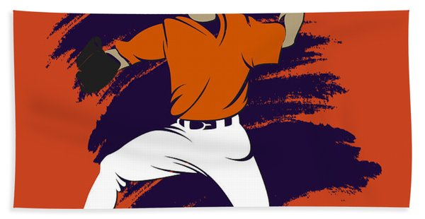 Astros Shadow Player3 Hand Towel