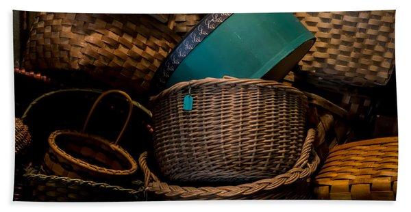 Baskets Galore Bath Towel