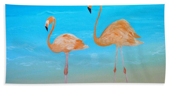 Beauty And Grace Bath Towel