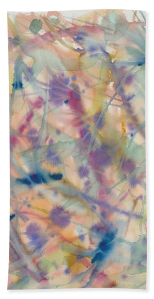 Botanical Dream Bath Towel