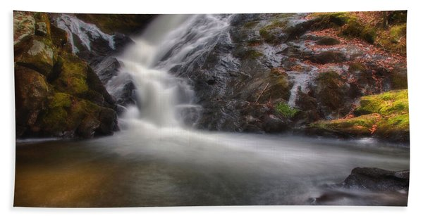 Cascades Of Joy Hand Towel