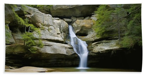 Cedar Falls Bath Towel