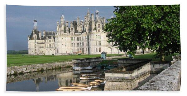 Chateau Chambord Boating Hand Towel