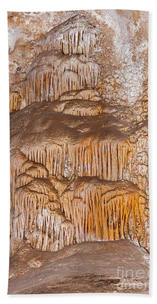 Chinesetheater Carlsbad Caverns National Park Hand Towel