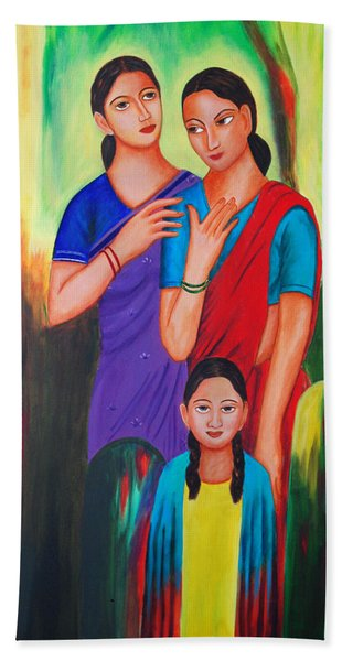 Comfort Bath Towel