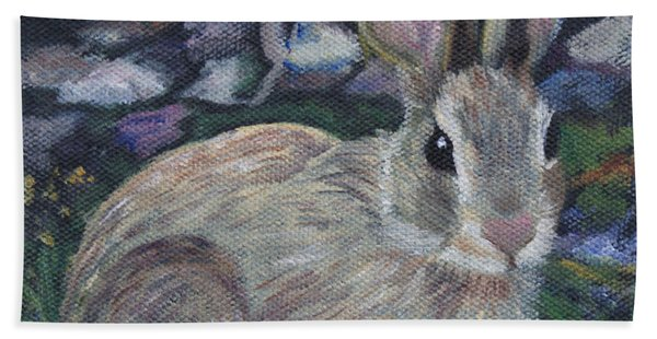 Cottontail Hand Towel