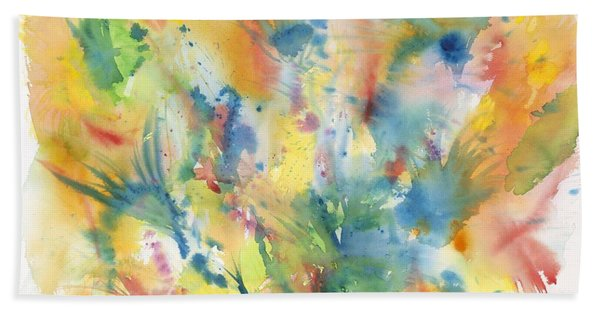 Creative Expression Bath Towel